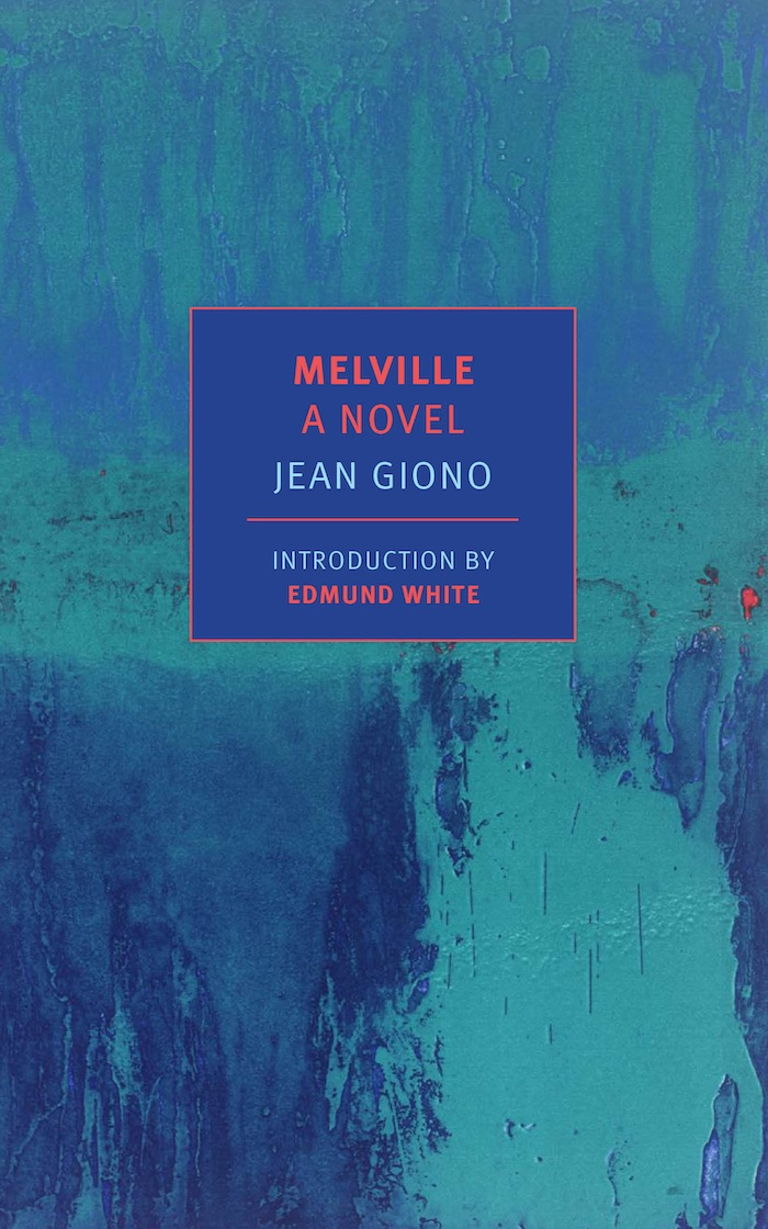 Cover of Melville: A Novel by Jean Giono