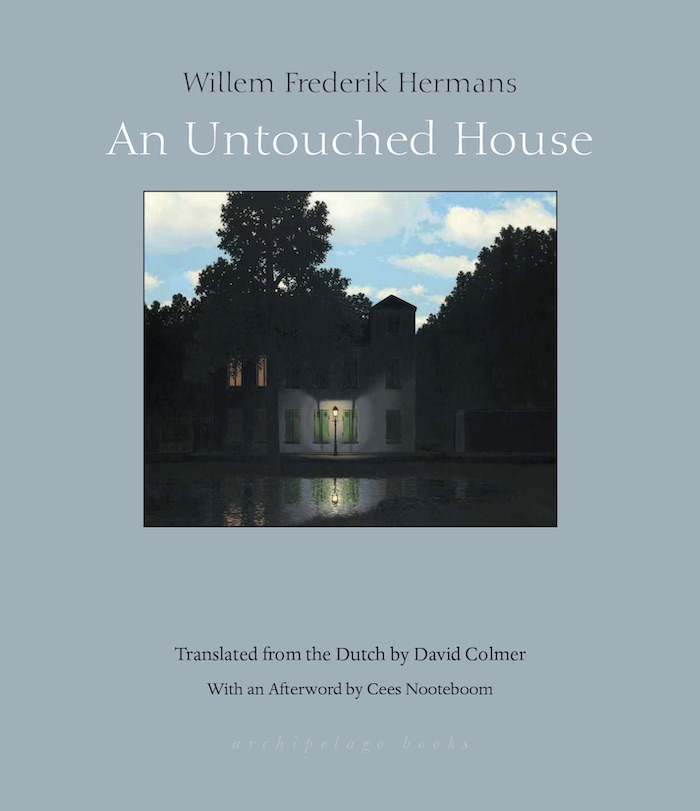 Review: An Untouched House by Willem Frederik Hermans