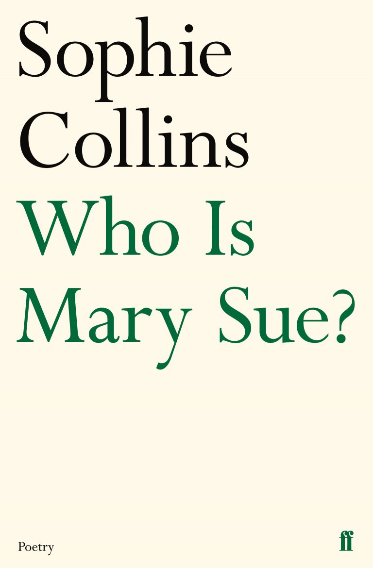 Review: Who is Mary Sue? by Sophie Collins