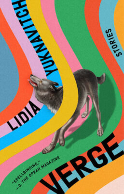 Cover of Verge: Stories by Lidia Yuknavitch